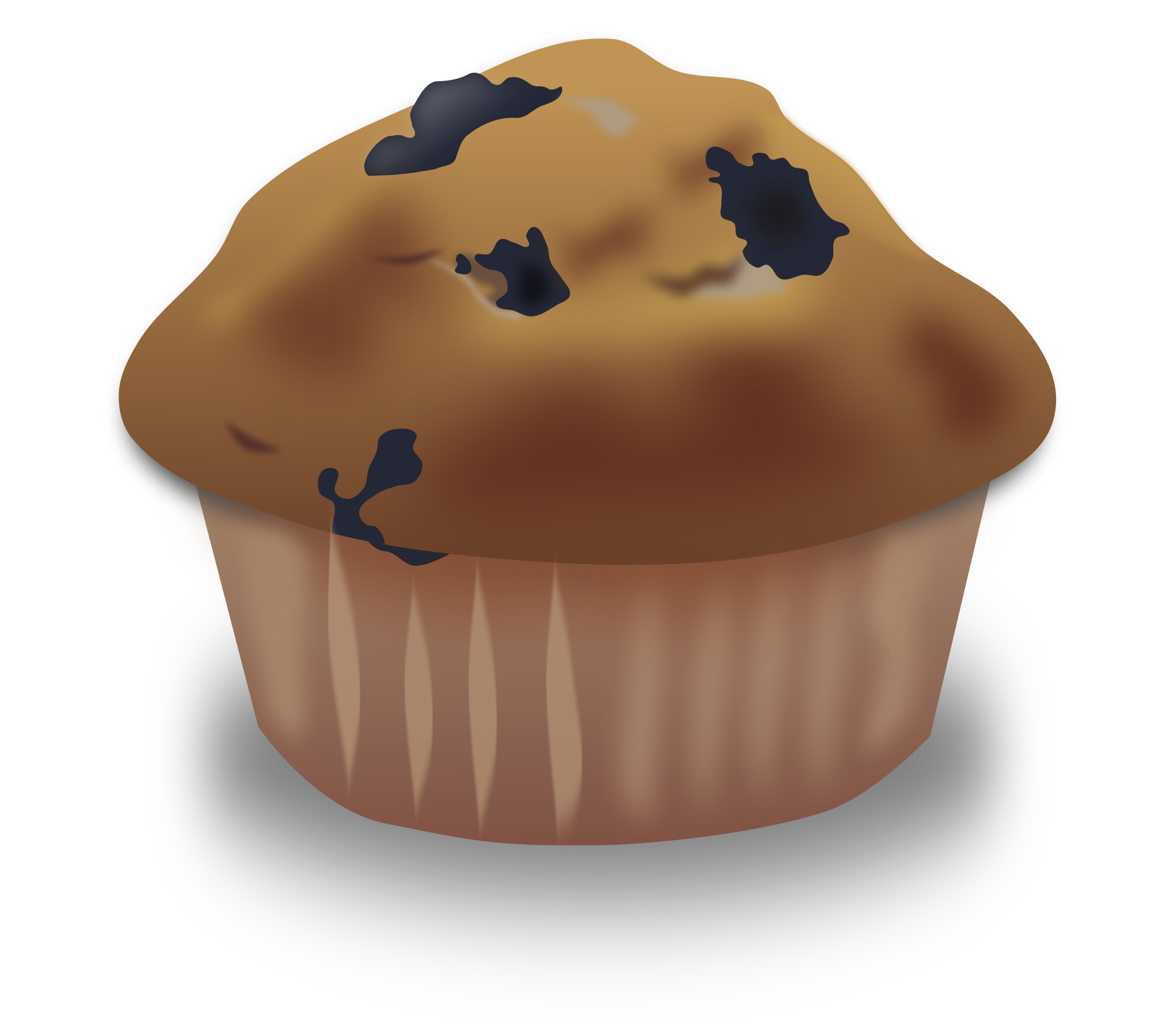Muffins clipart svg. File muffin wikimedia commons