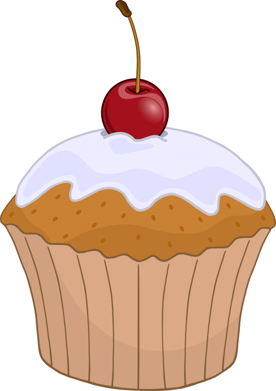 things my kids. Muffins clipart bake sale item