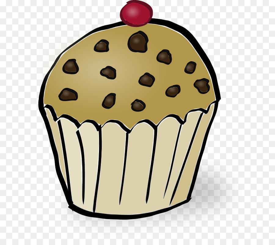 Muffins clipart cartoon. Chocolate cake food transparent