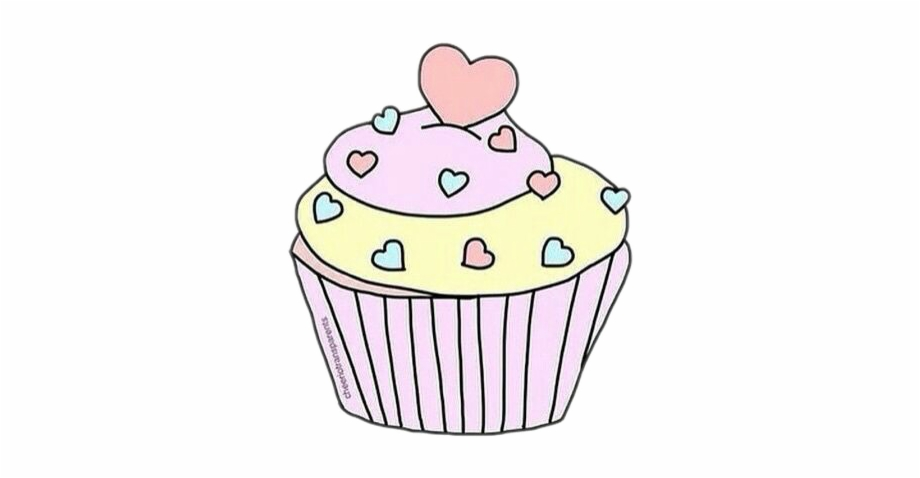 Muffins clipart cupcake tumblr. Png free images