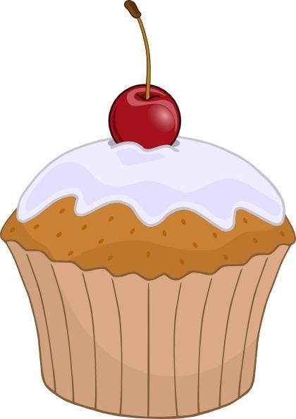 Muffin clip art free. Muffins clipart design
