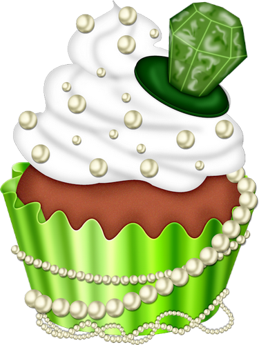 Muffins clipart green cupcake. Pin by pammy on