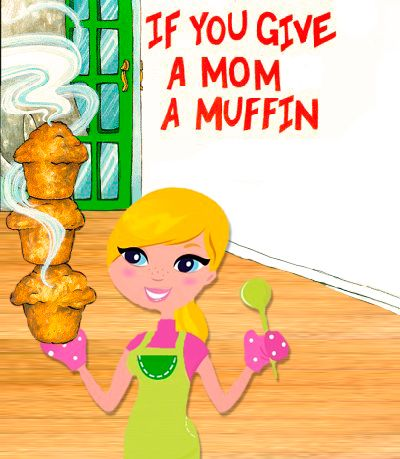 If you give a. Muffins clipart mother