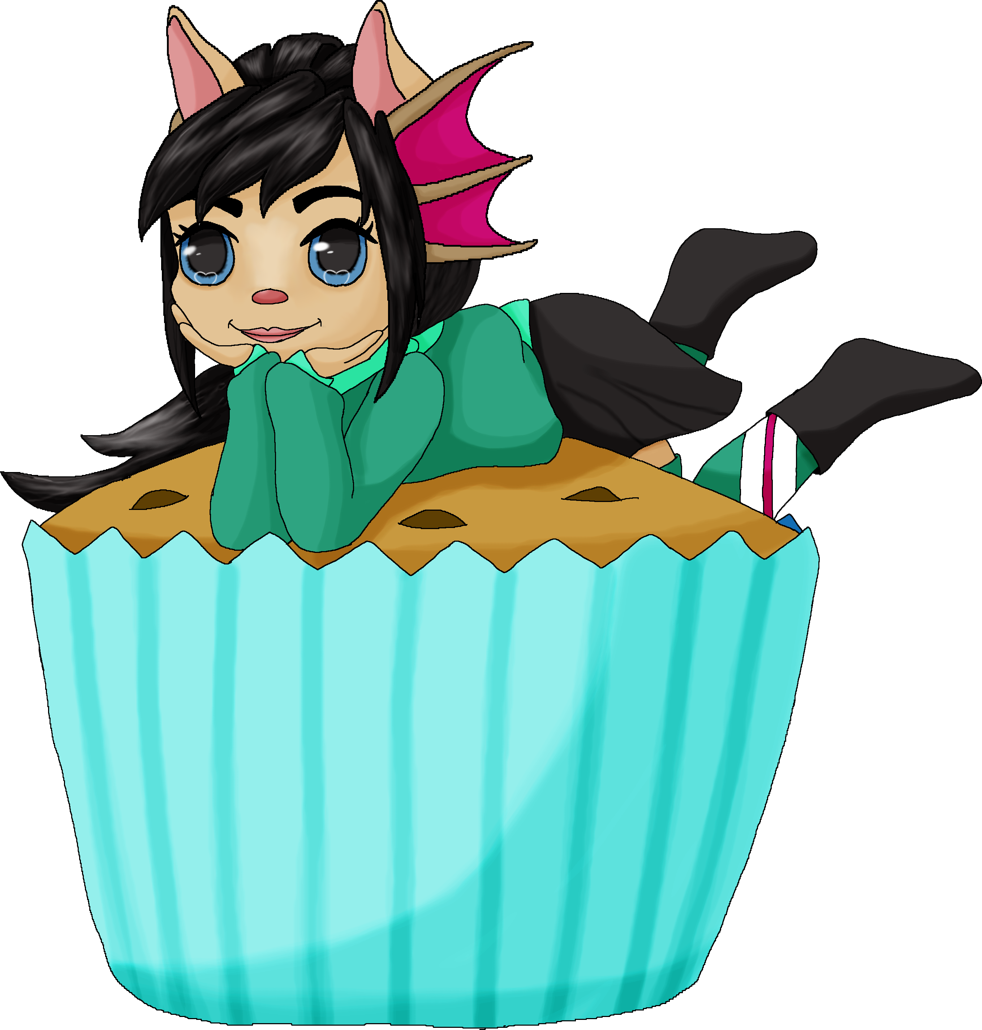 Muffins motherclip