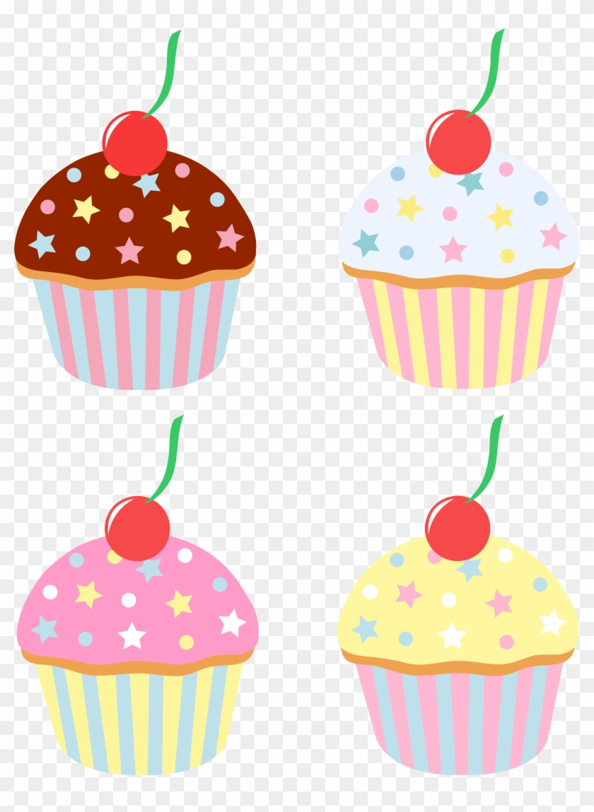 Baking cup supply clip. Sprinkles clipart cake decorating