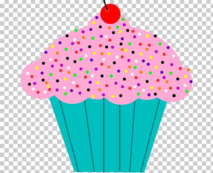muffins clipart turquoise