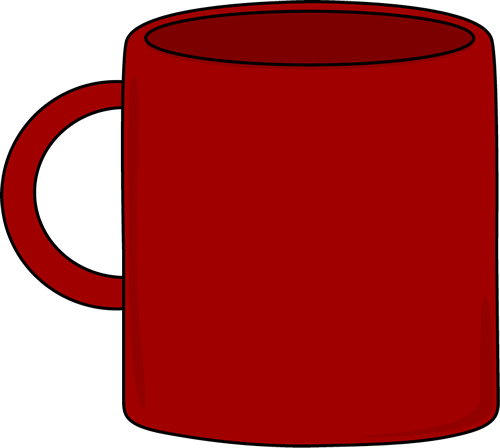 Mug clipart. Cups mugs and glasses