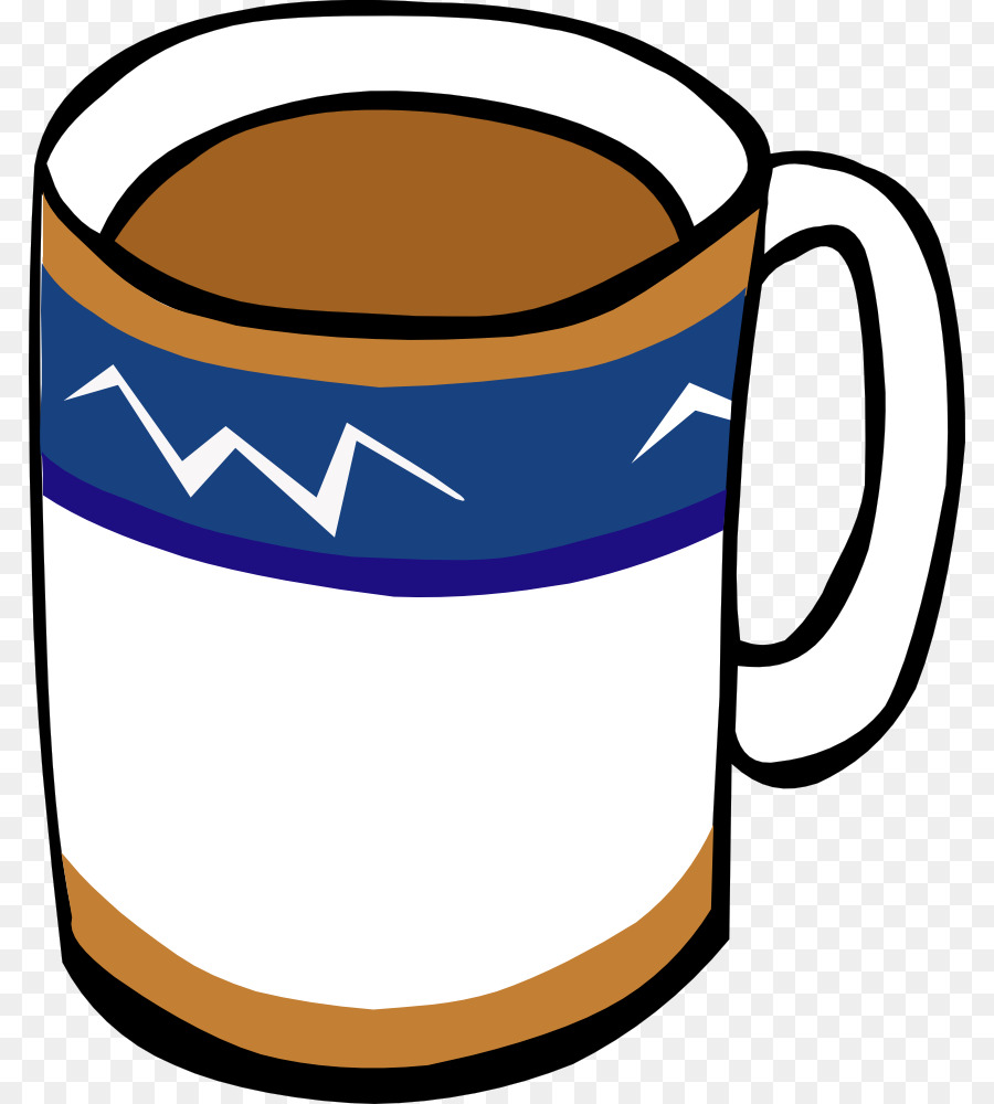 Tea coffee cup clip. Mug clipart