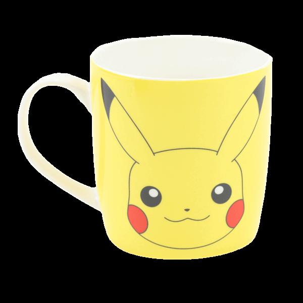 Mug clipart big mug. Pokemon pikachu ceramic zing