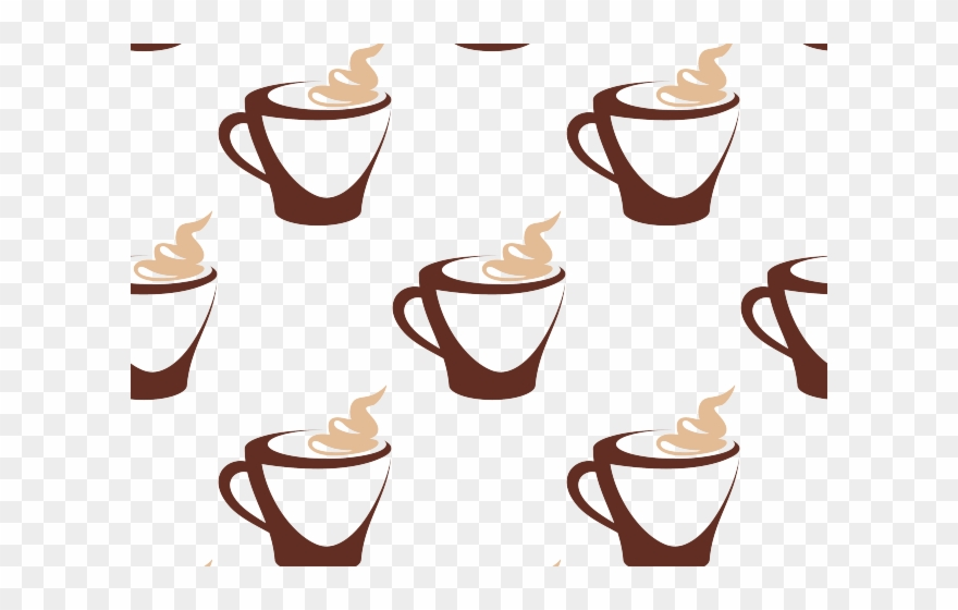 Mug clipart coffee bagel. Cappuccino png download