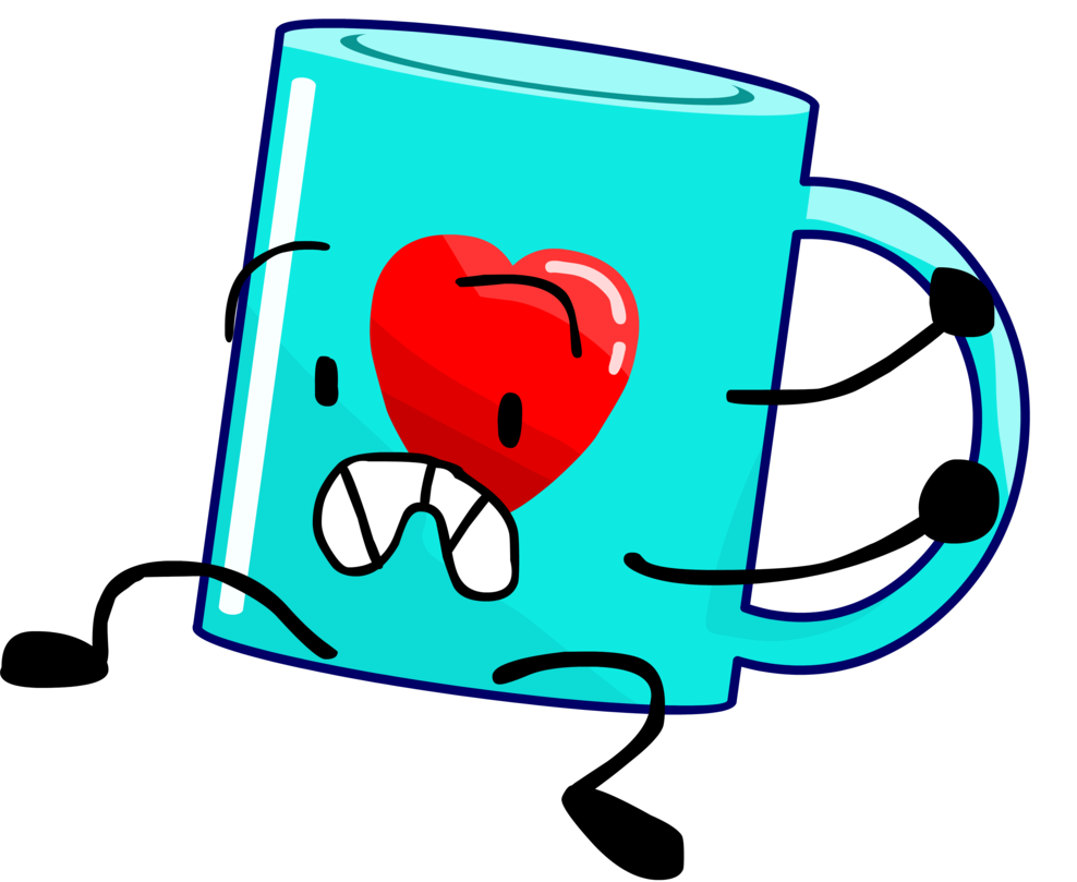 Mug clipart one object. Activate by huangislandofficial on
