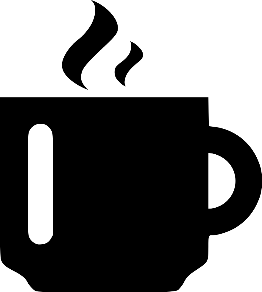 Mug clipart steam clipart. Coffee svg png icon