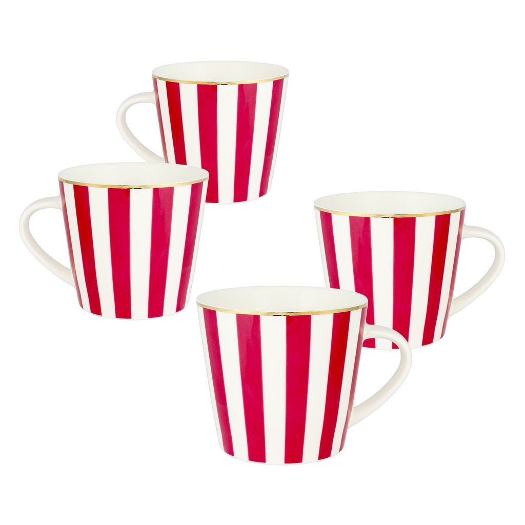 Mug clipart striped. Grace teaware porcelain v