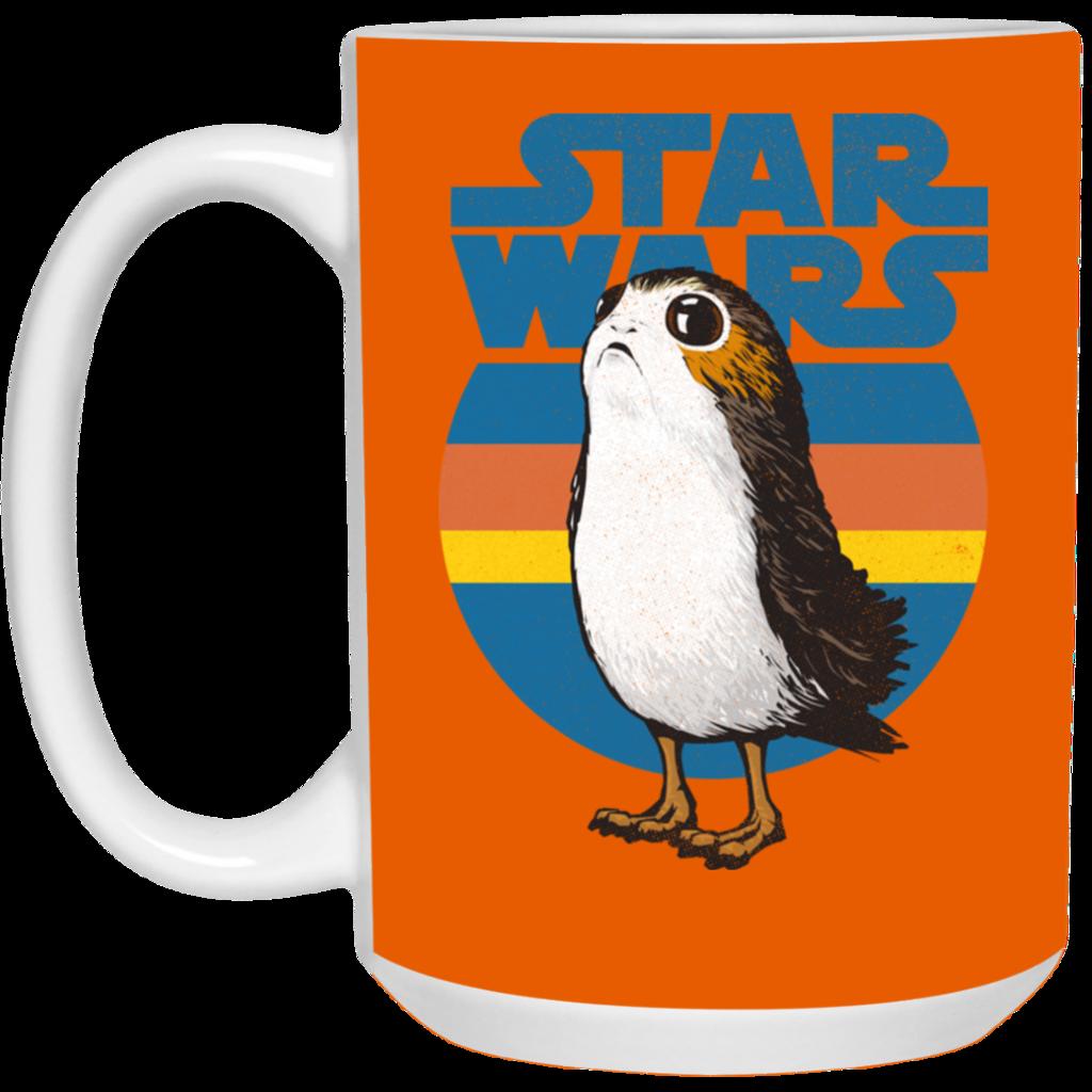 Star wars last jedi. Mug clipart striped
