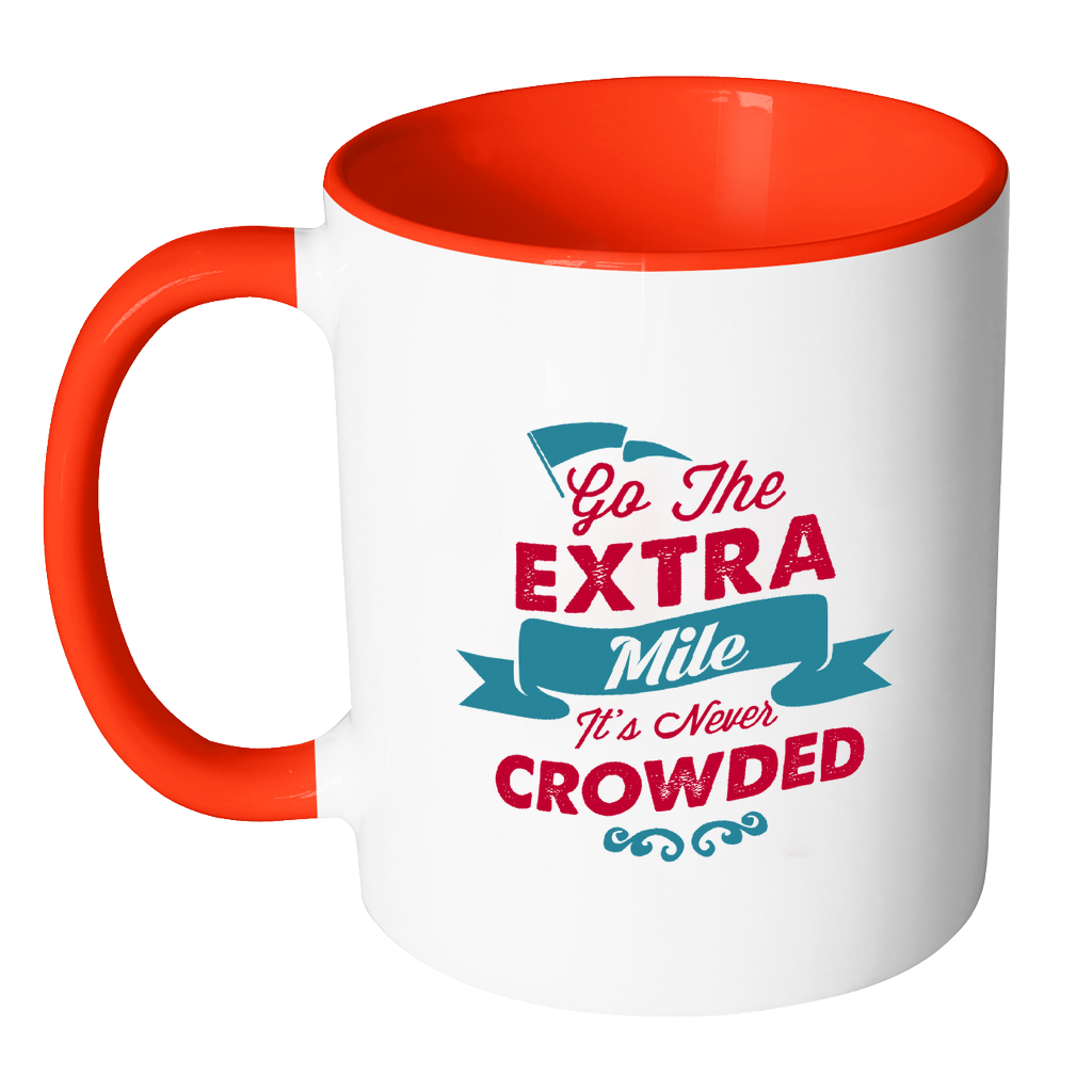Mug clipart tall coffee cup. Go the extra mile