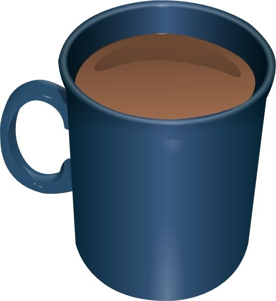 Mug clipart vector. Coffee clip art free