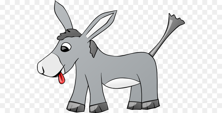 Mule clipart. Donkey free content clip