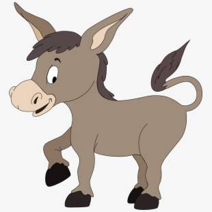 Mule clipart donkey mexican. Png cliparts cartoons free