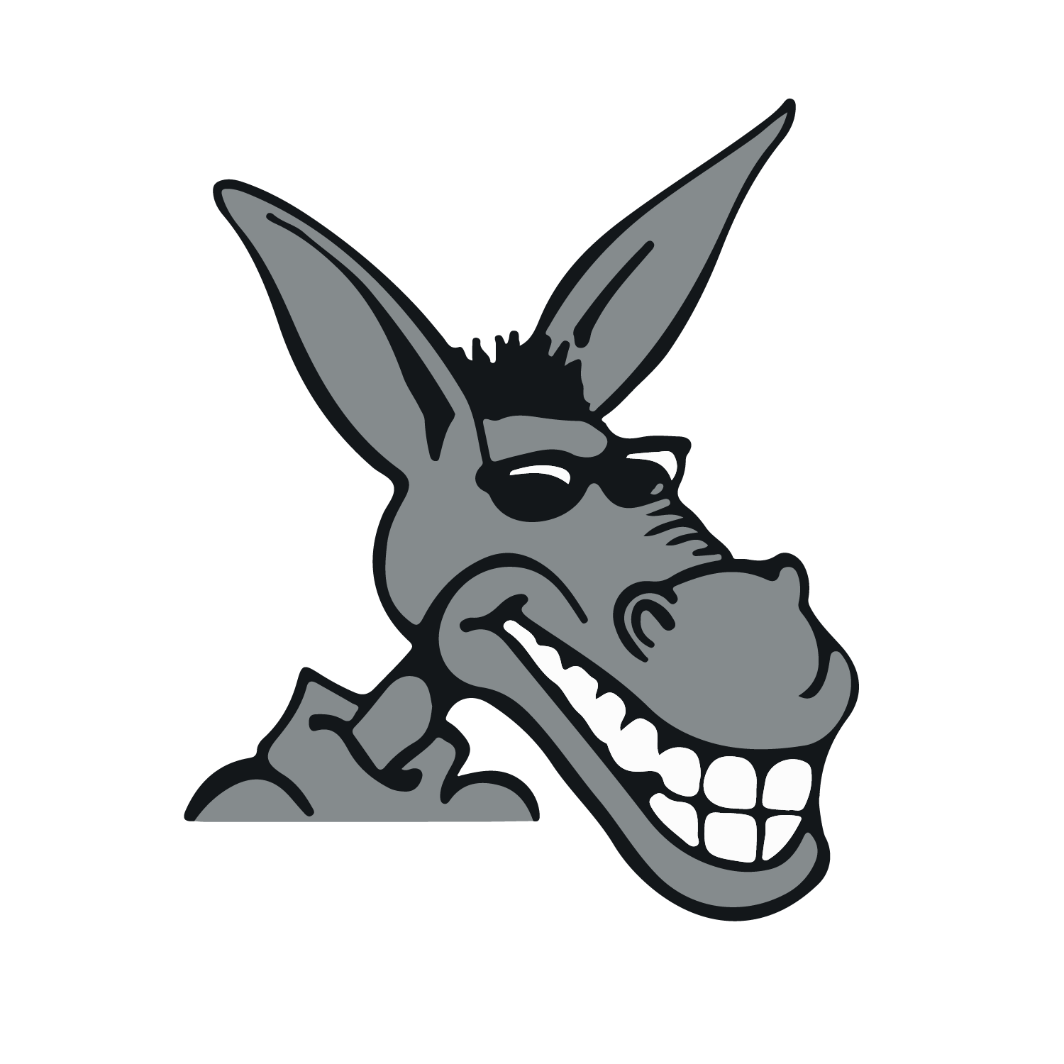 Mule clipart head. British columbia page of