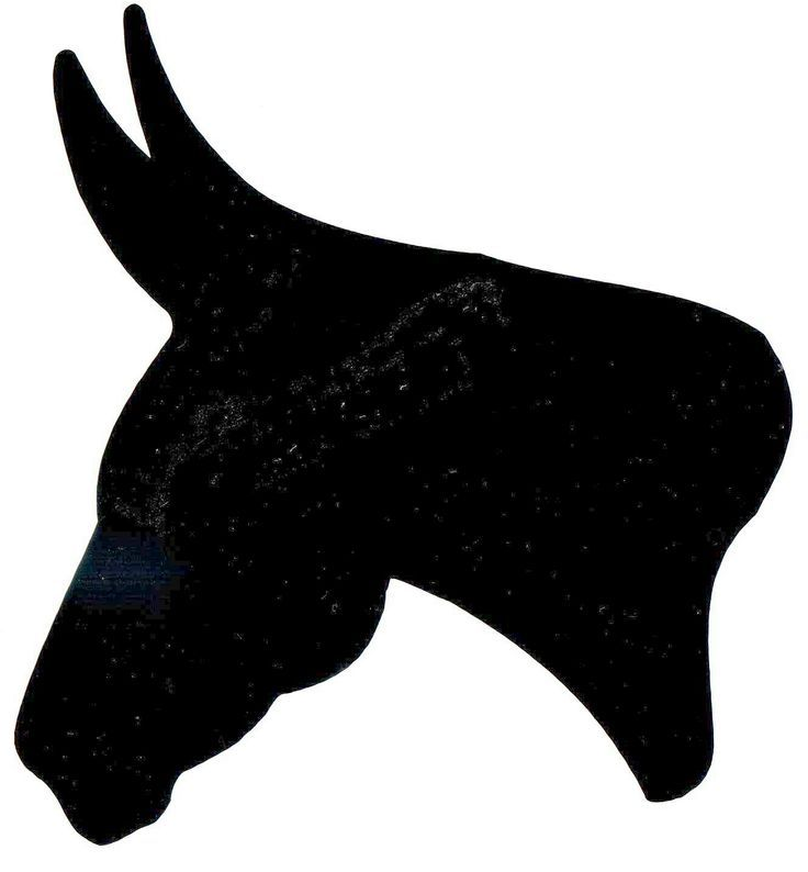 Image result for animal. Mule clipart head