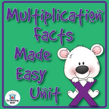 Multiplication clipart advanced mathematics. Basic facts mastery unit