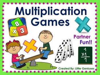 Partner games are hands. Multiplication clipart math genius