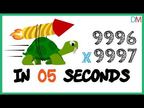 Multiplication clipart math trick. Videos matching maths is