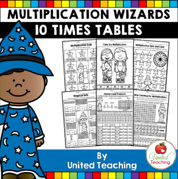 Multiplication clipart math wizard. Worksheets times tables