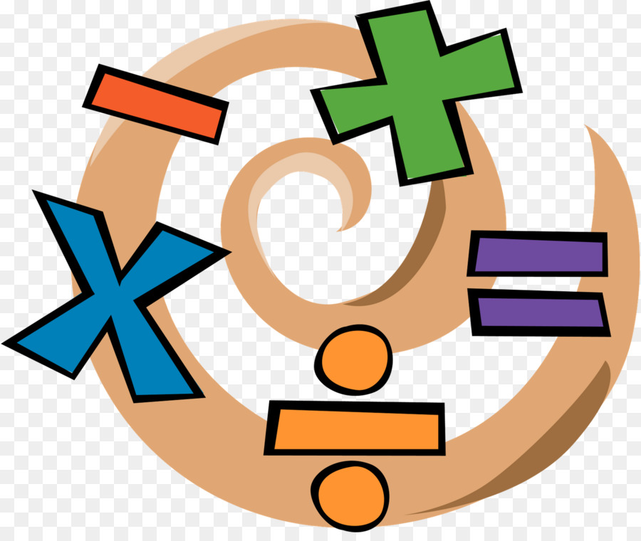 Free math transparent download. Multiplication clipart mathematical thinking