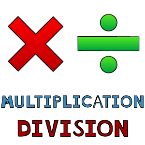 Multiplication clipart numeracy.  term weeks division