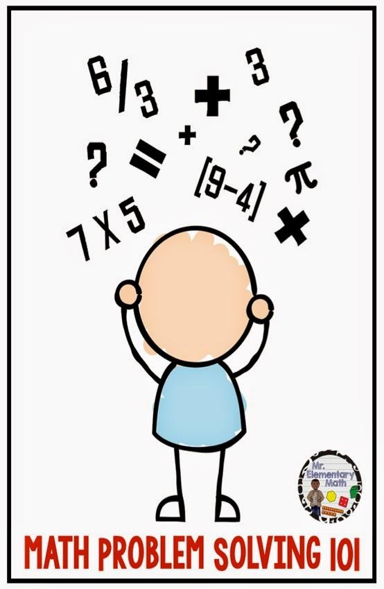 Math problem solving mr. Multiplication clipart think aloud