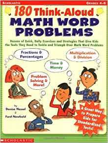 Amazon com math word. Multiplication clipart think aloud