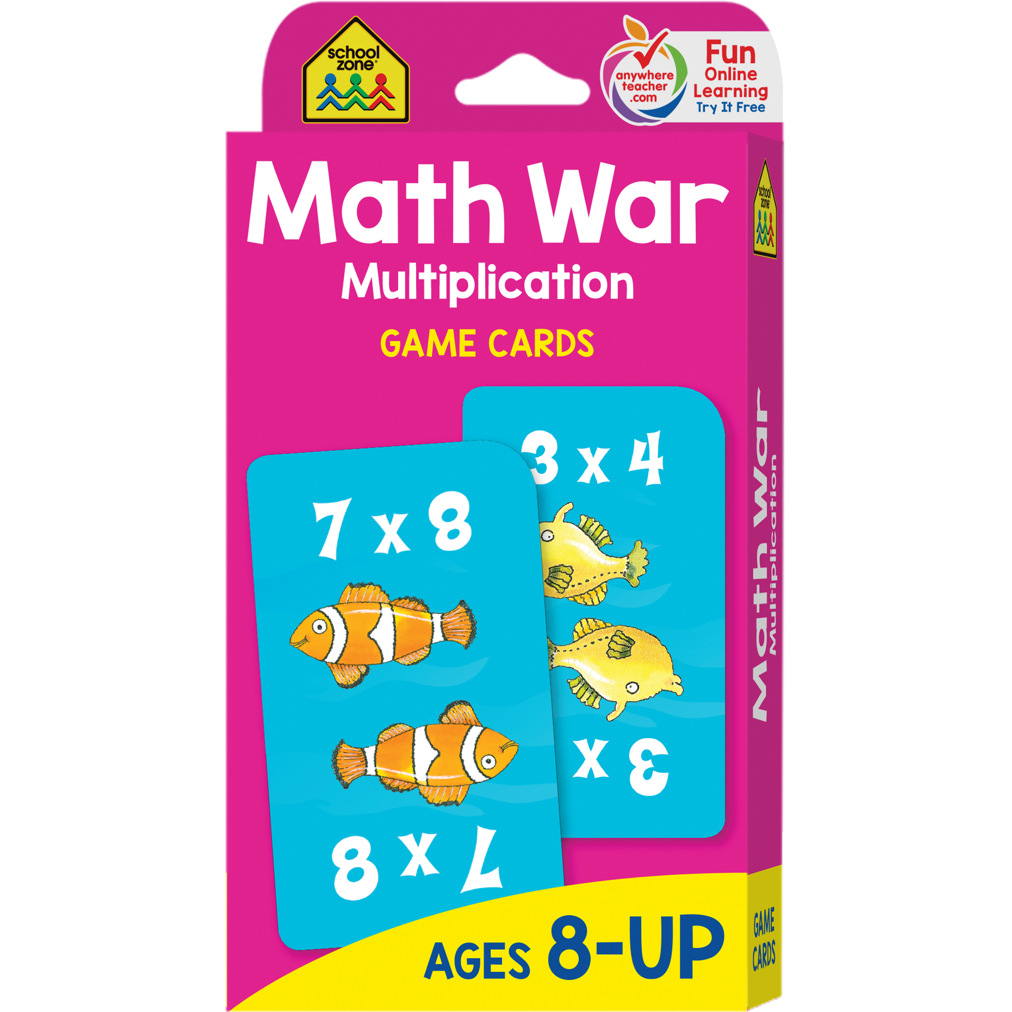 Math war game cards. Multiplication clipart timed test