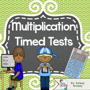 Tests . Multiplication clipart timed test
