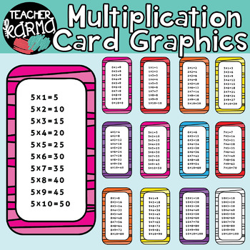 Tables . Multiplication clipart times table