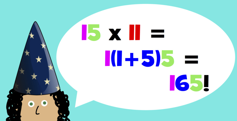 Multiplication clipart whiz. Tricks to make you