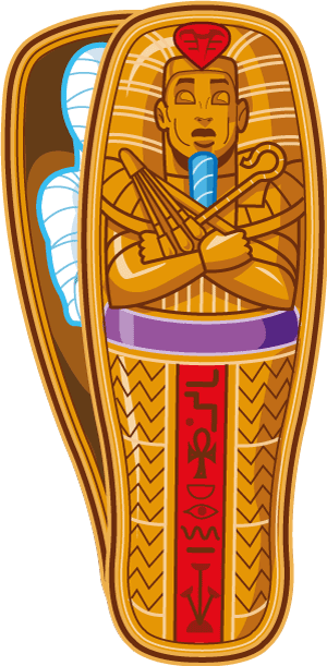 Mummy clipart. Egyptian transparent png stickpng