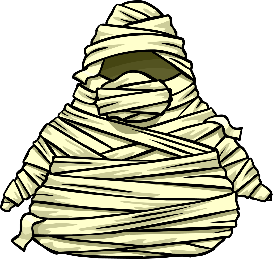 Image costume clothing icon. Mummy clipart dancing