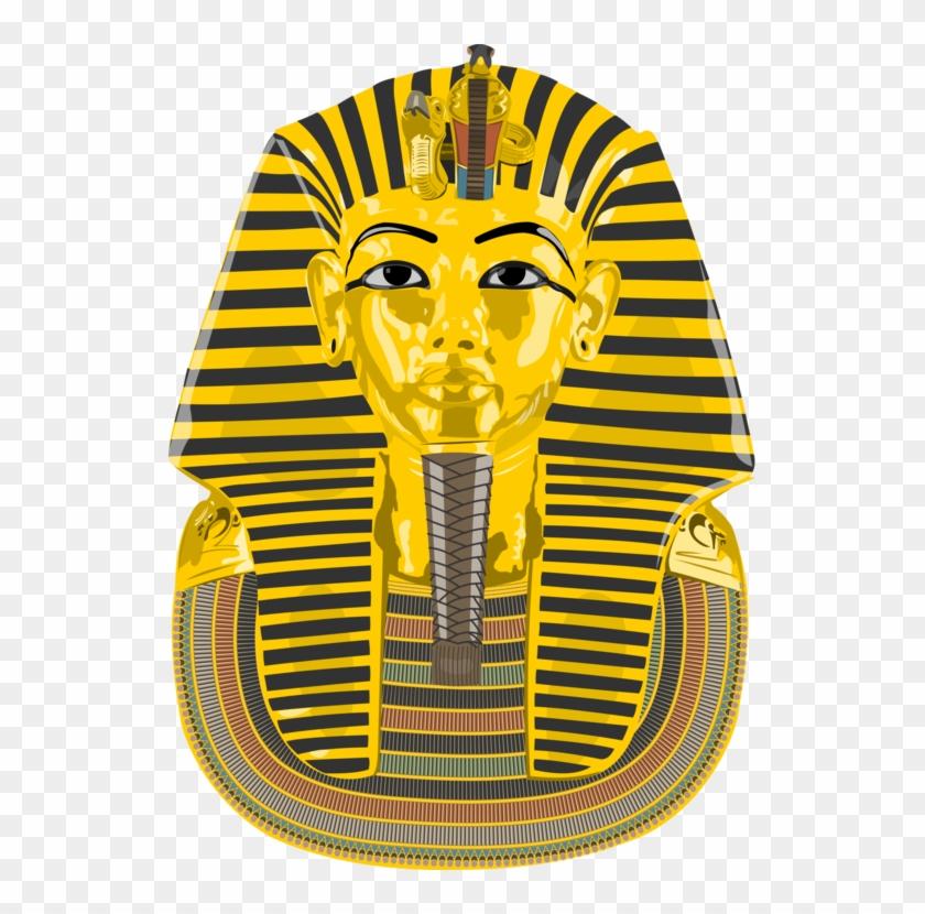 Ancient egypt of pharaoh. Mummy clipart egyptian mask