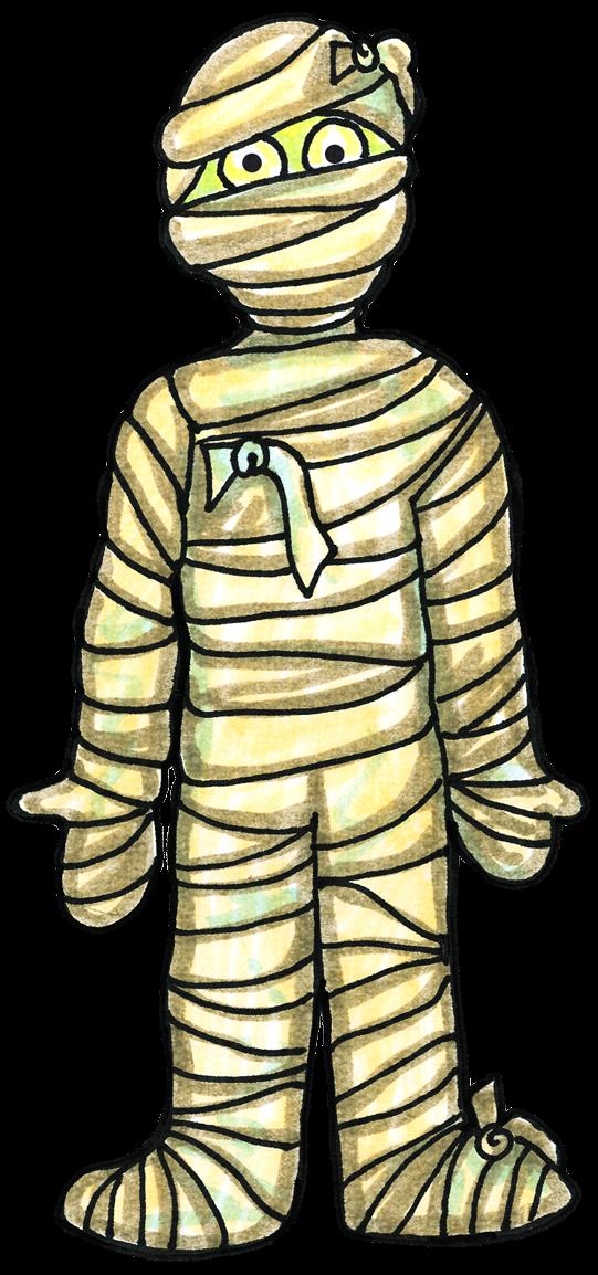 Mummy clipart mummification process.  th grade science