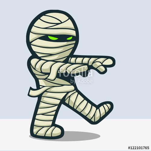 X free clip art. Mummy clipart walking