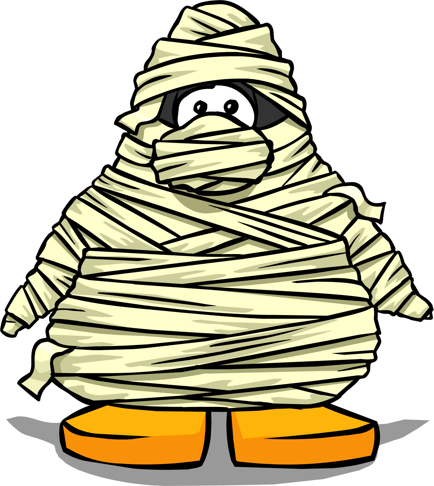 Mummy clipart walking. Image costume from a