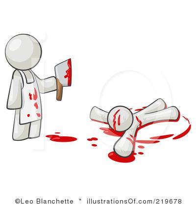 Murder clipart. Clip art free panda