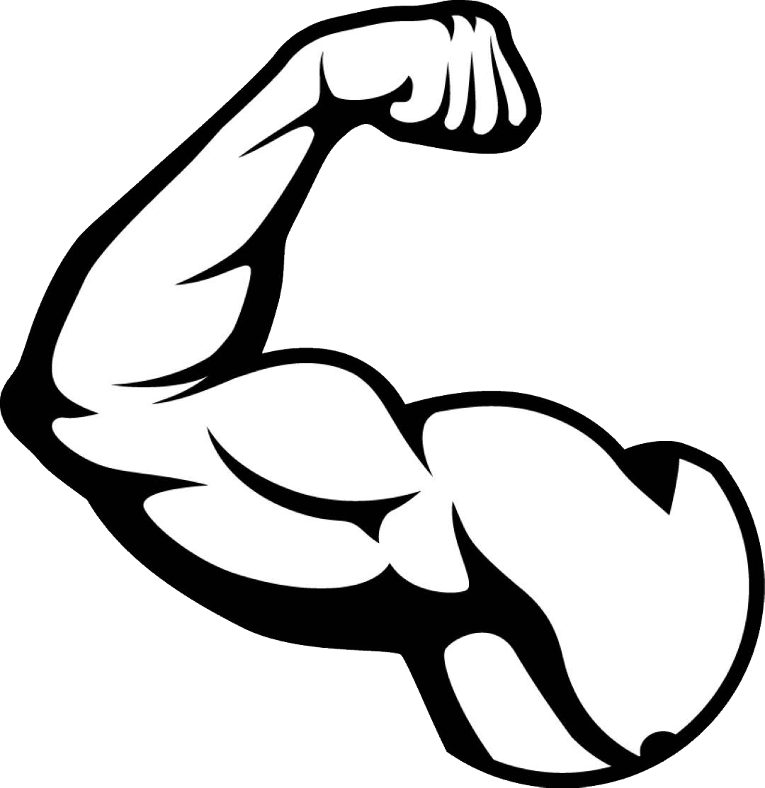 Muscle png image purepng. Muscles clipart