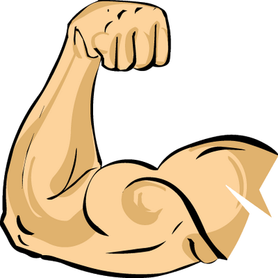 Muscle at getdrawings com. Muscles clipart