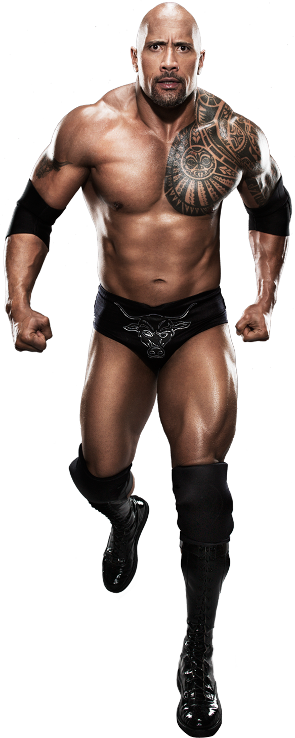 Image the rock cutout. Wrestlers clipart wrestling champion