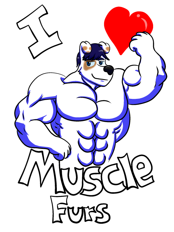 Muscle clipart heart muscle. I furs biff full