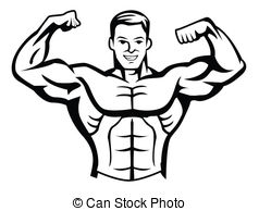 Muscle clipart muscle mass. Building portal
