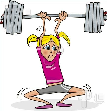 Pin on fitness . Weight clipart workout weight