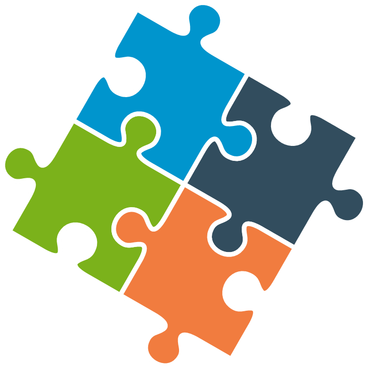 Puzzle clipart structure.  collection of high